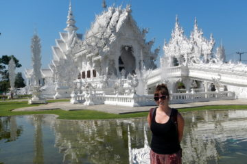 Travel The White Temple