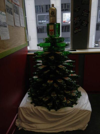 Jaegar Christmas Tree
