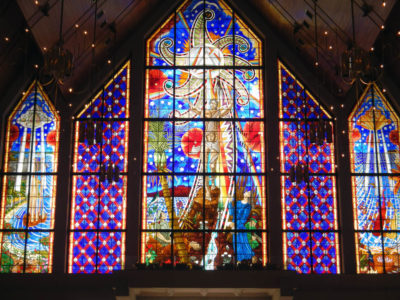 Holy Trinity Stained Glass