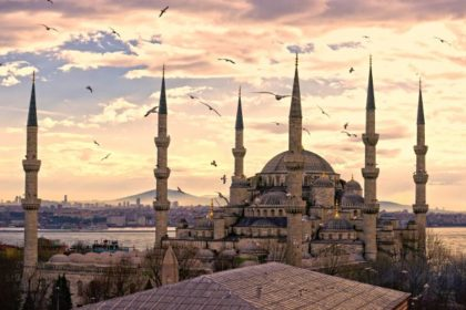 Hagia Sophia Top Places to Visit in Turkey