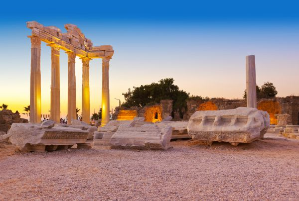 Historical Ephises Top Places to Visit in Turkey