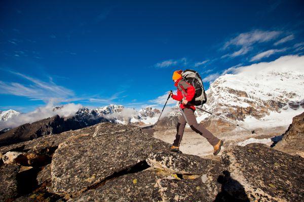 trekking in the usa